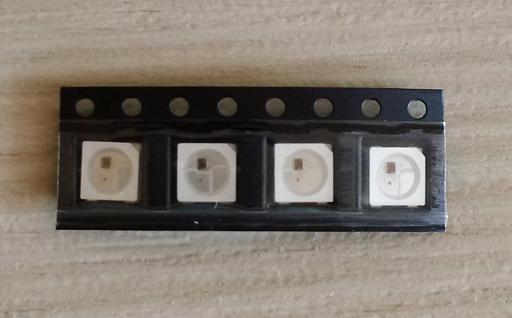 Thömel Consulting - LED-Curtain (DMX/ArtNET-WS2812B-Controller)